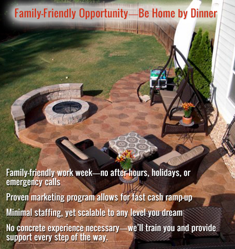 Family-Friendly Opportunity—Be Home by Dinner